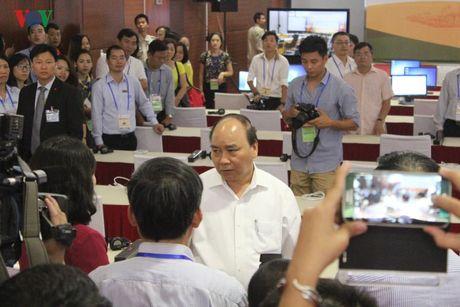 Thu tuong thi sat cong tac to chuc CLMV8, ACMECS7, WEF-Mekong - Anh 4
