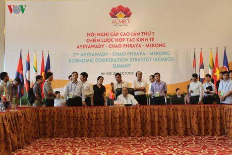 Thu tuong thi sat cong tac to chuc CLMV8, ACMECS7, WEF-Mekong - Anh 5
