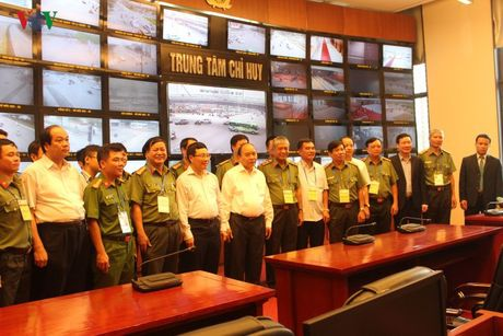 Thu tuong thi sat cong tac to chuc CLMV8, ACMECS7, WEF-Mekong - Anh 6