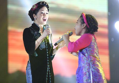 Liveshow 6 'Giong hat Viet nhi 2016': Be Thuy Binh khien cac HLV bat day khoi 'ghe nong' - Anh 6