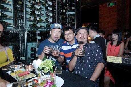 Ho Ngoc Ha va quan quan Vietnam Idol 2016 khuay dong Rooftop - Anh 14