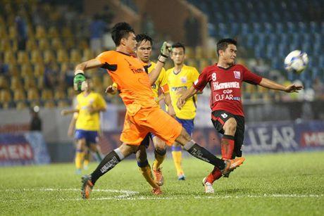 U.21 Long An 0-0 U.21 Dong Thap: Hiem ban thang - Anh 1