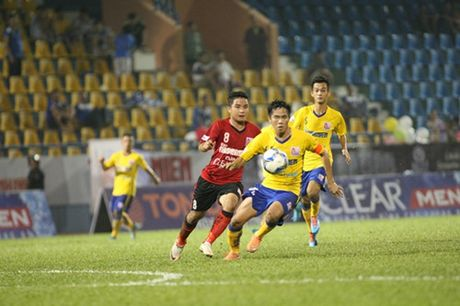 U.21 Long An 0-0 U.21 Dong Thap: Hiem ban thang - Anh 2