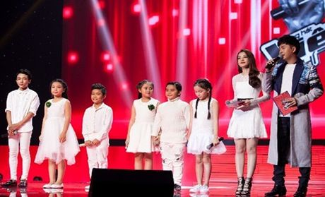 Giong hat Viet Nhi 2016 liveshow 6: Thuy Binh hat rock, Mai Anh ca vong co - Anh 1