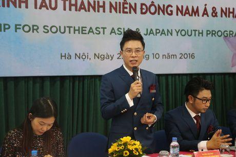 Tau Thanh nien Dong Nam A - Nhat Ban (SSEAYP) 2016 chuan bi nho neo - Anh 2