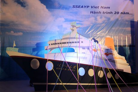 Tau Thanh nien Dong Nam A - Nhat Ban (SSEAYP) 2016 chuan bi nho neo - Anh 4