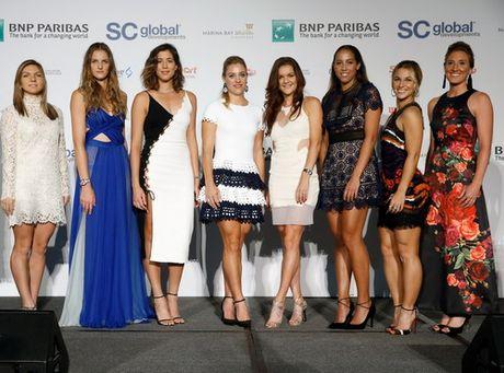 Cuoc chien khoc liet o hai bang dau WTA Finals - Anh 1