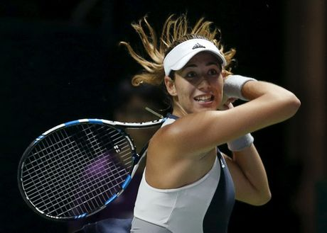 Cuoc chien khoc liet o hai bang dau WTA Finals - Anh 7