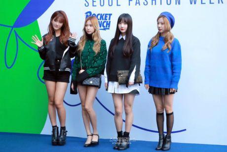 12 bo canh dep nhat cua my nhan Han o Seoul Fashion Week - Anh 4