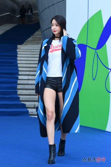12 bo canh dep nhat cua my nhan Han o Seoul Fashion Week - Anh 9
