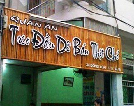 Nhung bien bao, bang hieu 'kho hieu' nhat Viet Nam - Anh 5