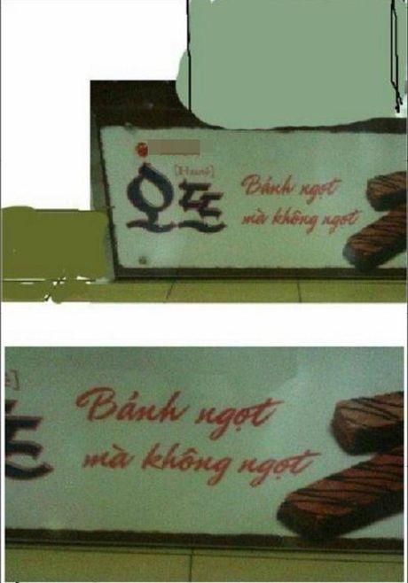 Nhung bien bao, bang hieu 'kho hieu' nhat Viet Nam - Anh 9