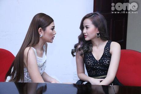 Chung Huyen Thanh - Khanh Ngan quan quyt nhu chi em - Anh 3
