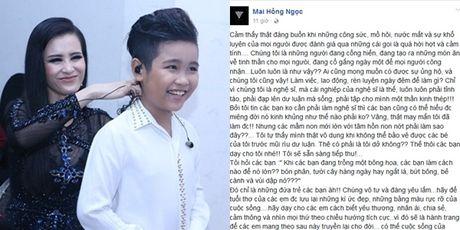 Noo Phuoc Thinh buc xuc vi tro cung bi so sanh voi Phuong My Chi - Anh 3