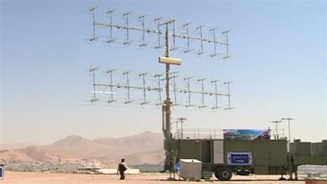 Iran cong bo 2 radar moi lam 'lo mat' moi may bay chien dau tang hinh - Anh 1