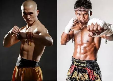"""De nhat Thieu Lam"" dam cot sat doa nat ""vua Muay Thai"" - Anh 1"
