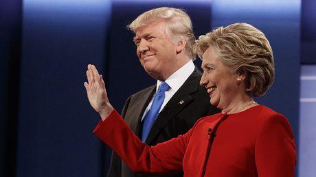 Bau cu tong thong My: The gioi chon Hillary, dan Nga tho o - Anh 1