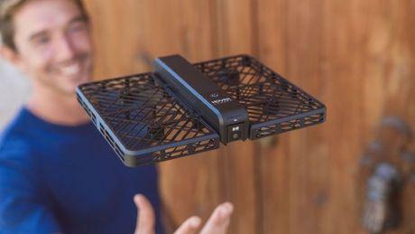 Hover Camera Passport: chiec drone sieu doc va sieu nho gon - Anh 1