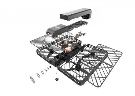 Hover Camera Passport: chiec drone sieu doc va sieu nho gon - Anh 2