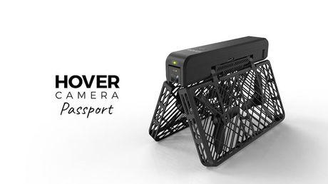 Hover Camera Passport: chiec drone sieu doc va sieu nho gon - Anh 4