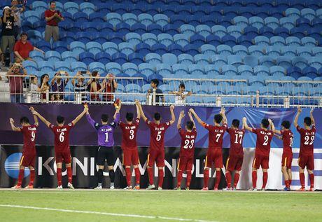 Chu nha Bahrain xin loi U.19 VN truoc tran tu ket - Anh 2
