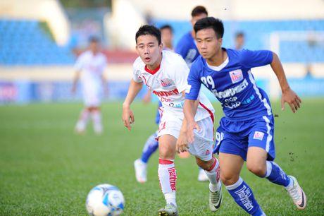 U.21 Than Quang Ninh 0-0 U.21 HAGL: Ca hai thua quyet tam nhung thieu sac ben - Anh 2