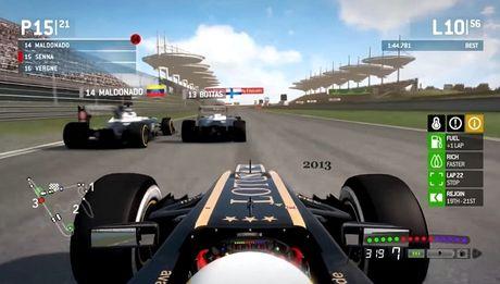 Nhin lai 40 nam phat trien cua game dua xe F1 - Anh 1