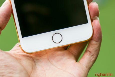 'Bong tay' cam iPhone 7 Plus vang 24K gia 180 trieu tai Viet Nam - Anh 5