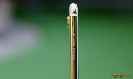 'Bong tay' cam iPhone 7 Plus vang 24K gia 180 trieu tai Viet Nam - Anh 6