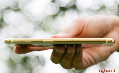 'Bong tay' cam iPhone 7 Plus vang 24K gia 180 trieu tai Viet Nam - Anh 8