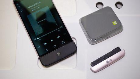 LG G6 bo thiet ke mo-dun sau that bai cua G5 - Anh 1