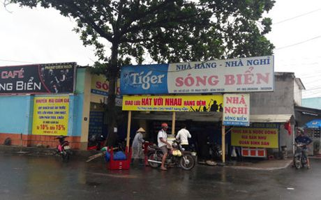Binh Thuan: Ky luat can bo Tinh uy dap ly bia vao dau ban nhau - Anh 1