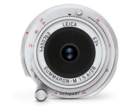 Leica 'hoi sinh' Summaron-M 28mm f/5.6, tuong thich voi Leica M - Anh 2