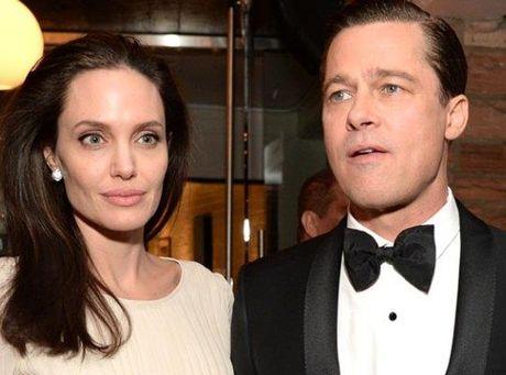 Angelina Jolie se viet tu truyen ve cuoc hon nhan ac mong voi Brad Pitt? - Anh 1