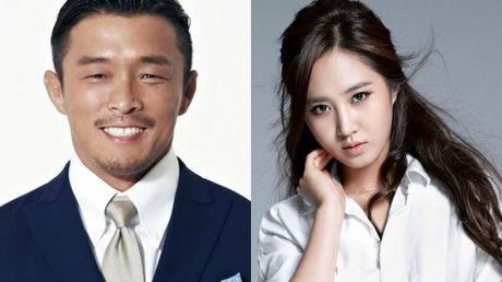 Choo Sung Hoon va Yuri nhom SNSD xuat hien tren chuong trinh truyen hinh moi. - Anh 1