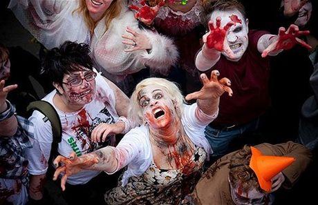 Kham pha khong khi Halloween tren khap the gioi - Anh 2