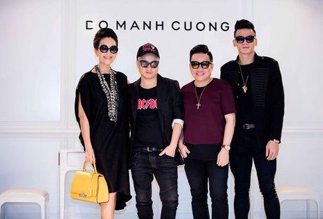 Do Manh Cuong tiep tuc chieu mo chan dai tai Ha Noi cho show dien thu dong 2016 - Anh 1