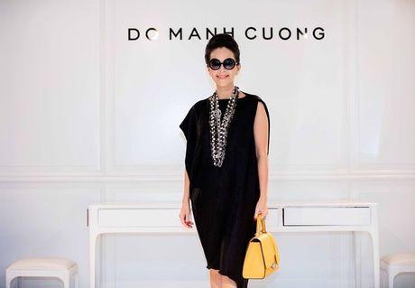 Do Manh Cuong tiep tuc chieu mo chan dai tai Ha Noi cho show dien thu dong 2016 - Anh 2