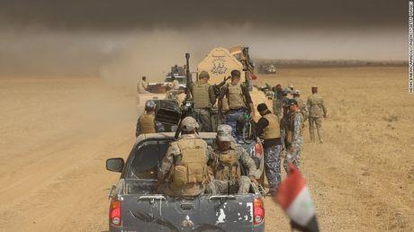 IS giet hai hang tram dan Iraq trong tran chien quyet tu gianh giat Mosul - Anh 1