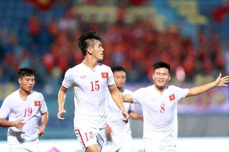 Truc tiep U.19 Viet Nam 0–0 U.19 Bahrain: The tran can bang - Anh 1