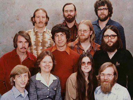 Nhung thanh vien chu chot tai Microsoft tu nam 1978 gio ra sao - Anh 1