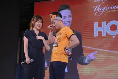 Tran Thanh: 'Cam on va xin loi Hari vi da yeu anh' - Anh 1
