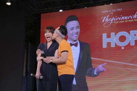 Tran Thanh: 'Cam on va xin loi Hari vi da yeu anh' - Anh 2