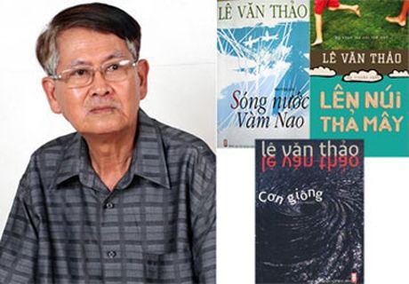 Nho nha van 'dam chat Nam Bo' Le Van Thao - Anh 1