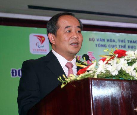 Khen thuong Doan the thao nguoi khuyet tat Viet Nam - Anh 1