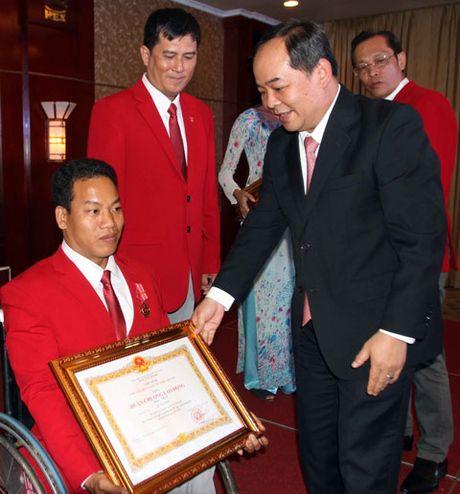 Khen thuong Doan the thao nguoi khuyet tat Viet Nam - Anh 2