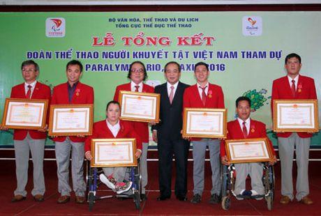Khen thuong Doan the thao nguoi khuyet tat Viet Nam - Anh 3