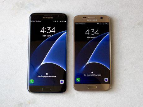 8 tin don ve Galaxy S8, mot trong cac smartphone 'nong' nhat nam 2017 - Anh 1