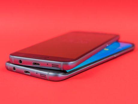 8 tin don ve Galaxy S8, mot trong cac smartphone 'nong' nhat nam 2017 - Anh 2