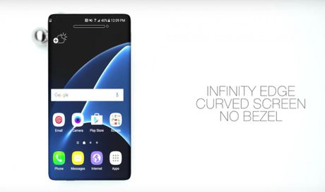 8 tin don ve Galaxy S8, mot trong cac smartphone 'nong' nhat nam 2017 - Anh 4